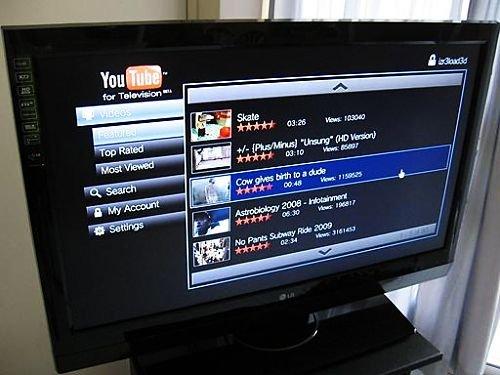 Leanback版YouTube升级 配合谷歌TV开售