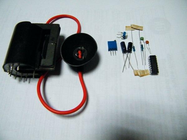 高压电小玩意——高压发生器