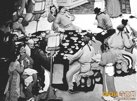 日本人眼中的中国历史上的四大美食-科教台-中湖滴滴美味图片