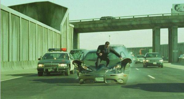 科幻电影中的6大飙车现场