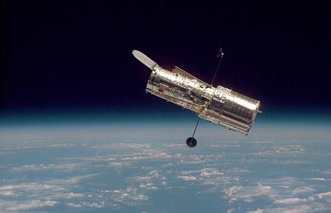 冥王星 太空望远镜 哈勃望远镜