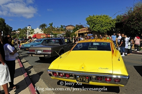 加州老城圣地亚哥 撞上墨西哥式的速度与激情