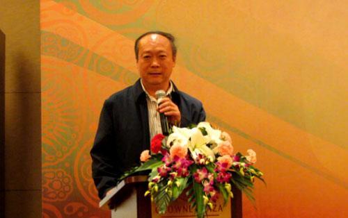 上海市文化广播影视管理局科技处刘丕国处长致辞