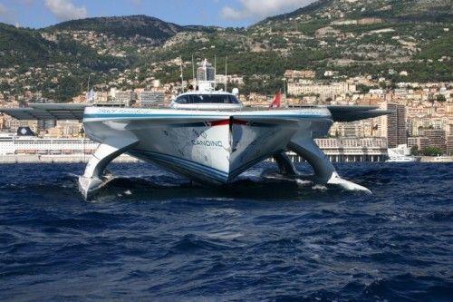 走进全球首艘只利用太阳能环游世界的船