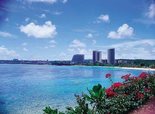 关岛vs塞班 选一个离中国最近的海岛度假-科教台-中国