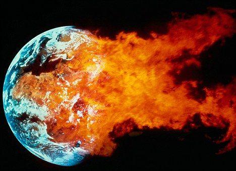 理论学家称末日来临前2个月地球会被太阳 撕裂