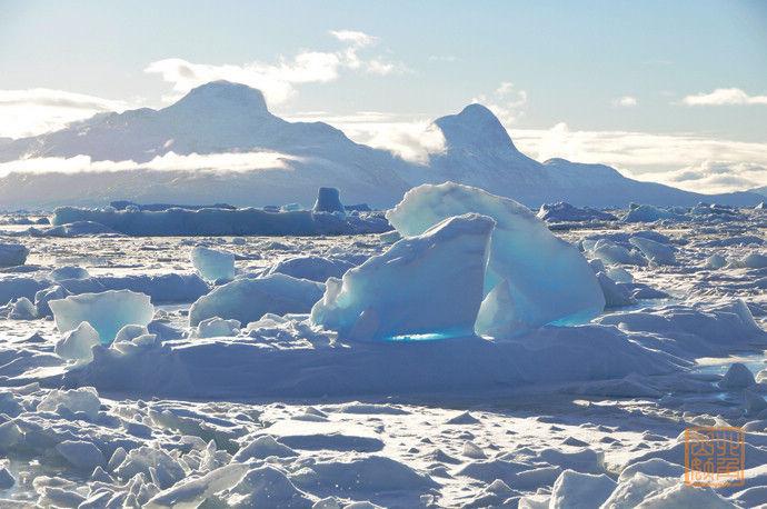 [游口皆碑]到南北极 发现极不一样的风景