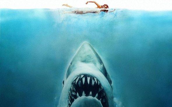 第二名热量消耗器:科学家发现,斯皮尔伯格的1975年经典影片《大白鲨》位居热量消耗器排行榜第二名。