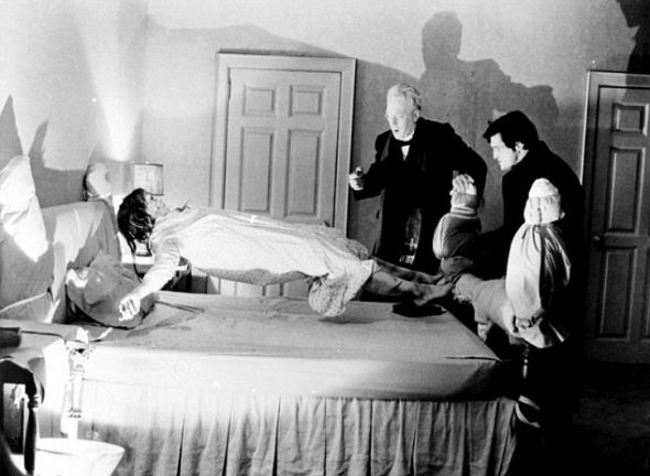 恐怖:备受争议的1974年影片《驱魔人》在热量消耗器排行榜上名列第三。