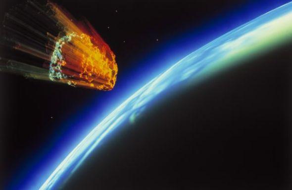 专家们已经提出了多种用来改变小行星轨道的方案,其中最新的一种是设想借助给小行星染色达成改变其轨道的目的