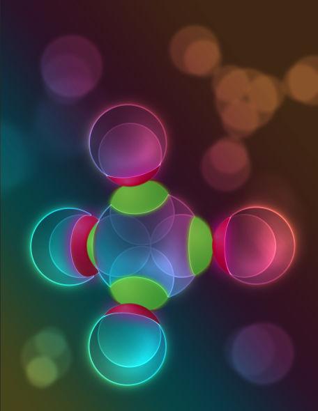科学家研制出新型粒子可自行组合似原子(图)