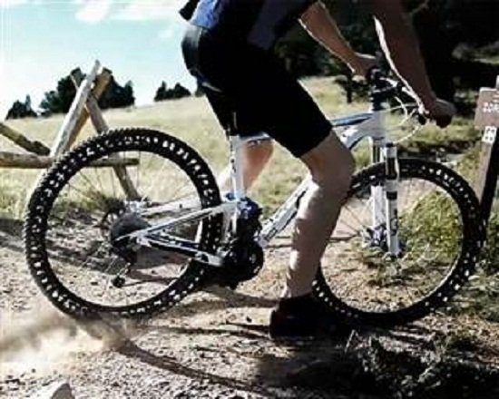自行车真空概念轮胎问世 诸多缺点尚待完善
