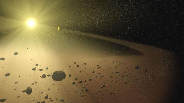 太阳系中小行星带的位置在木星和火星之间并非偶然,而恰恰是地球生命形成的必要条件。