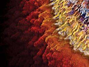 在末日前的10亿年里,地球上的唯一生命将是单细胞的微生物,漂留在高温、高盐的独立水体里。