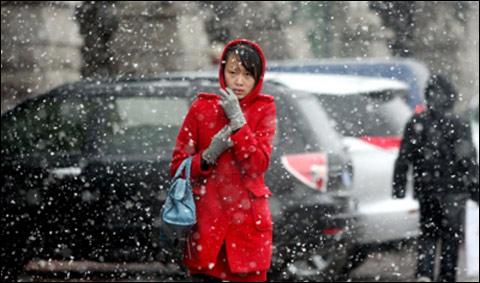 立冬与入冬