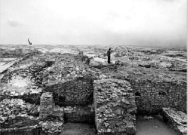 史前最大石城遗址现神木面积超过4平方公里