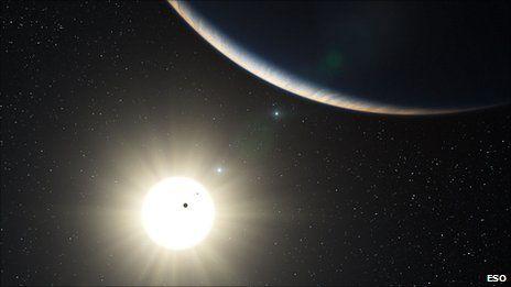 到目前为止天文学家已经在太阳系之外发现了超过1000颗行星
