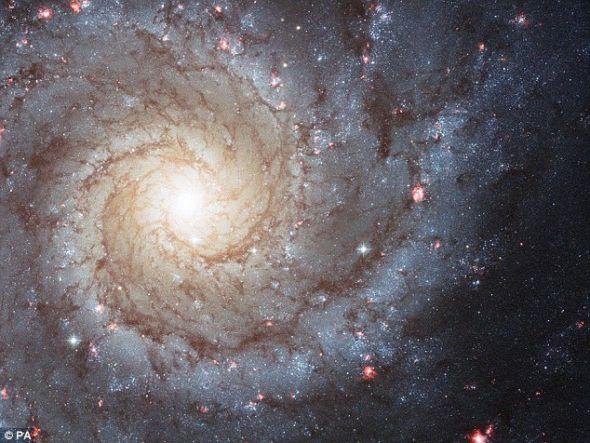 科学家认为宇宙中95%的恒星已诞生许久,新恒星数量很少