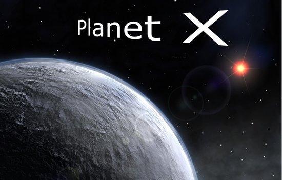 """太阳系边缘地区或隐藏神秘的""""行星X"""""""