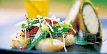 酒庄区通常也出产各式农产品作为当地菜式的食材,绝对是原汁原味。
