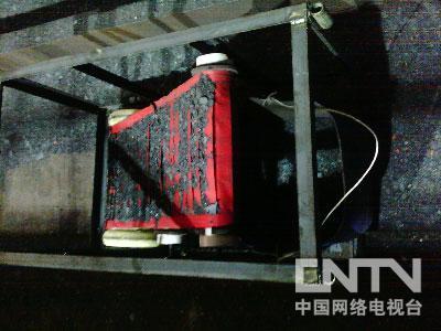 [我爱发明]网友原创:磁力清扫车-发明梦工厂