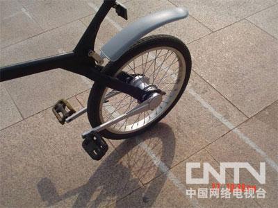 网友原创 无链自行车图片