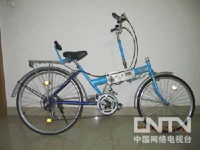 网友原创 健身自行车