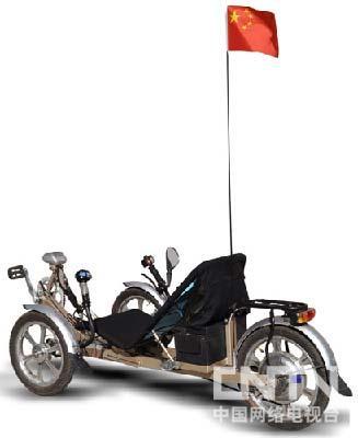 [我爱发明]网友原创:太阳能电动自行车-发明梦工厂